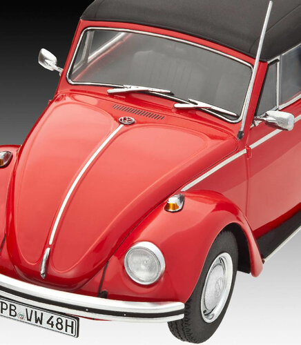 Revell VW Beetle Cabriolet 1970 #2