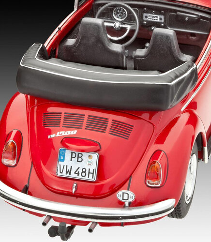 Revell VW Beetle Cabriolet 1970 #5