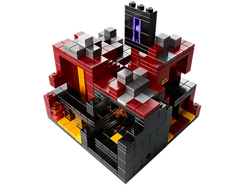 Lego Micro World – The Nether #3