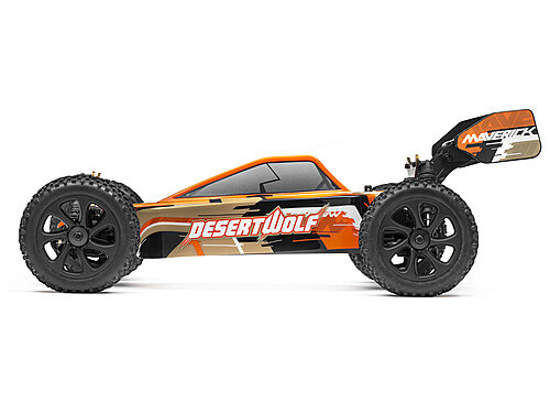 Maverick DesertWolf 1/8th RTR Brushless Buggy - 2