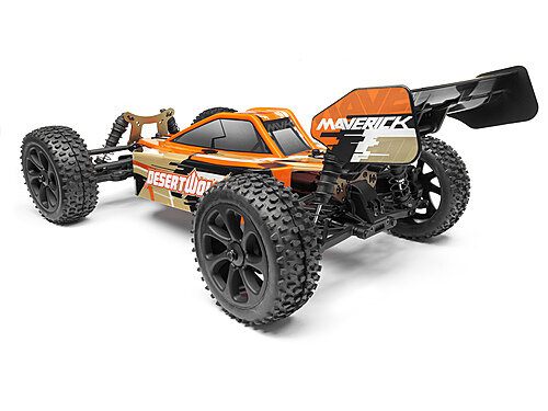 Maverick DesertWolf 1/8th RTR Brushless Buggy - 4