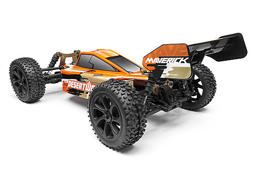 Maverick DesertWolf 1/8th RTR Brushless Buggy - 5