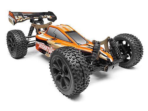 Maverick DesertWolf 1/8th RTR Brushless Buggy - 6