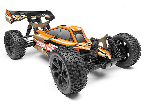 Maverick DesertWolf 1/8th RTR Brushless Buggy - 7