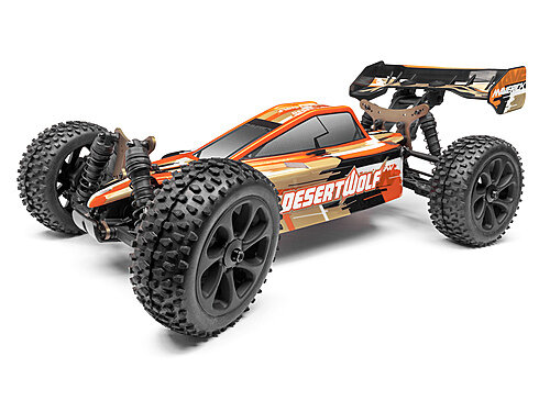 Maverick DesertWolf 1/8th RTR Brushless Buggy - 8