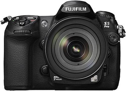 Fujifilm FinePix S5 Pro - 2