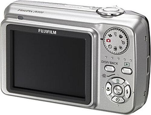 Fujifilm FinePix A900 - 2