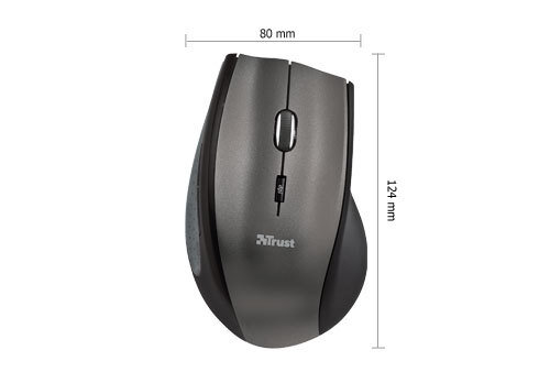 Trust ComfortLine Wireless Mouse - 6