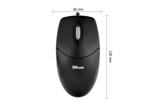 Trust Optical Mouse #4