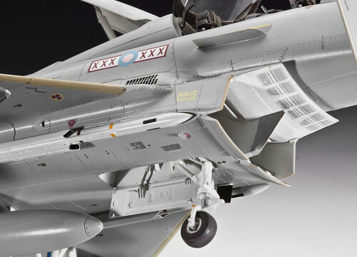Revell EUROFIGHTER TYPHOON twin-seater #2