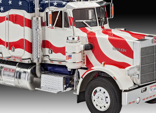 Revell Marmon Conventional Stars and Stripes #2