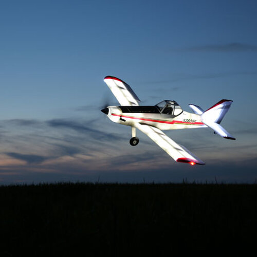 E-flite Brave Night Flyer BNF Basic #2