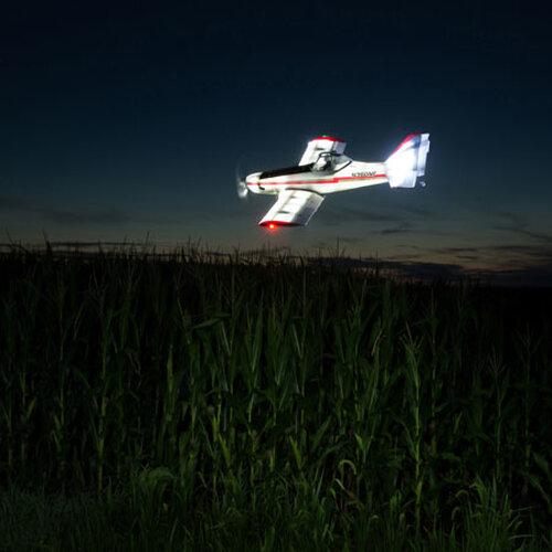 E-flite Brave Night Flyer BNF Basic #5