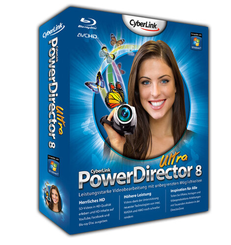 Cyberlink PowerDirector 8 Ultra #2