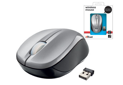 Trust Wireless Mouse - 2
