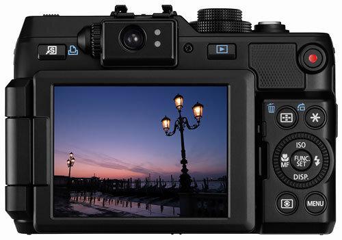 Canon PowerShot G1 X - 4