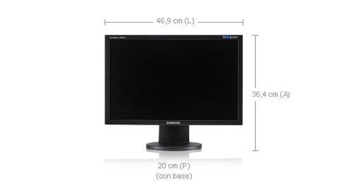 Samsung SyncMaster 2043BW - 2