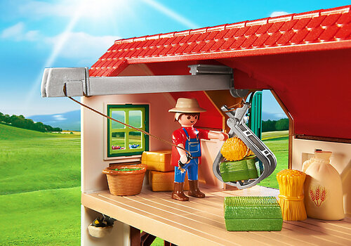 Playmobil Country Large Farm 6120 #4