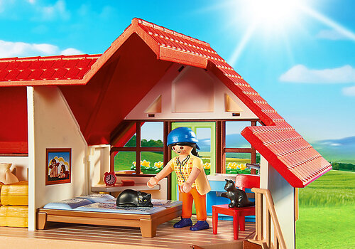 Playmobil Country Large Farm 6120 #5