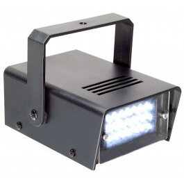 BeamZ LED Mini Strobe 153.275 #1