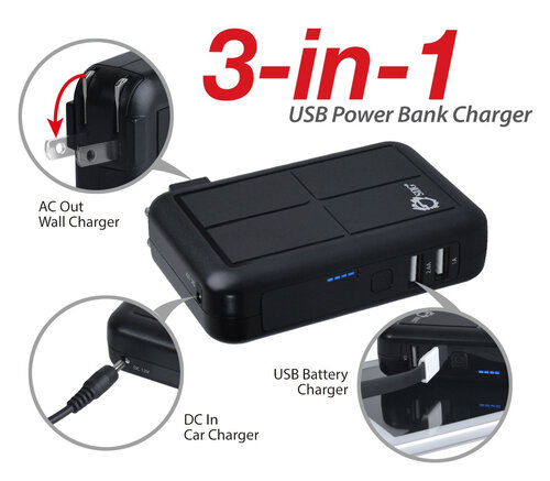Siig 3-in1 Power Bank Charger #2