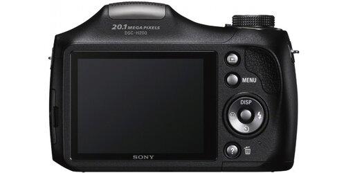 Sony Cybershot DSC-H200 - 3