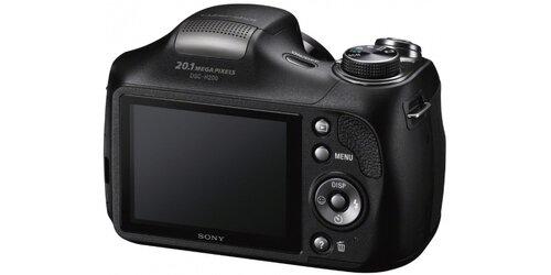 Sony Cybershot DSC-H200 - 4