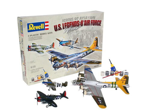 Revell 8th Air Force #4