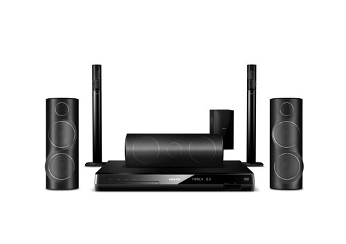 Philips Immersive Sound HTS6543 #2