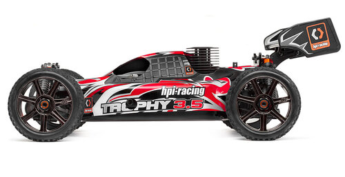 HPI Racing TROPHY 3.5 BUGGY #2