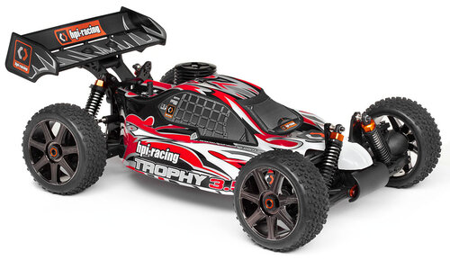 HPI Racing TROPHY 3.5 BUGGY #3