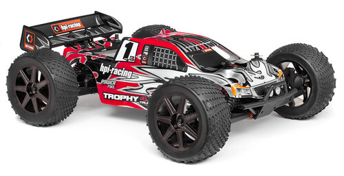 HPI Racing TROPHY TRUGGY #4