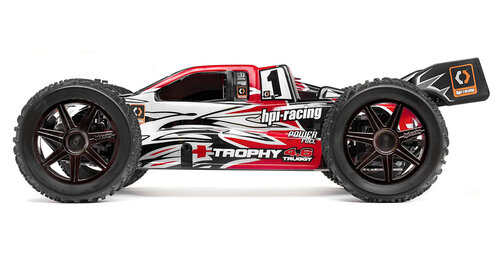 HPI Racing TROPHY TRUGGY #5