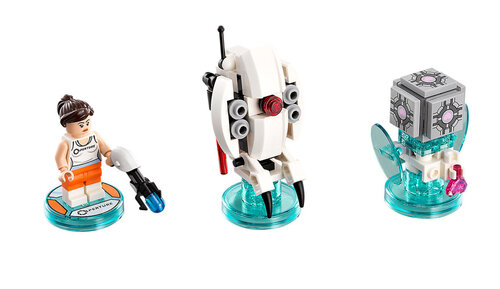 Lego Portal 2 Level Pack 71203 #2