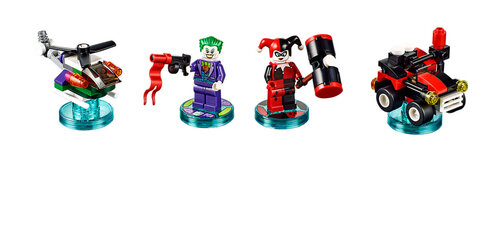 Lego DC Comics Team Pack 71229 #2