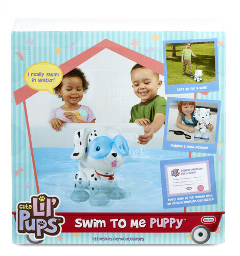 Little Tikes Swim to Me Puppy #5