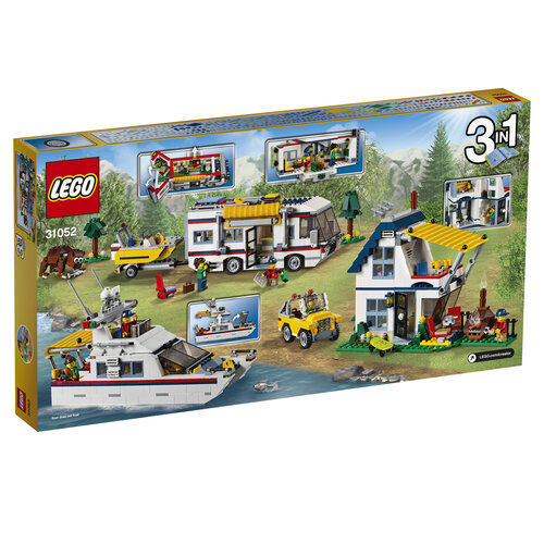 Lego Vacation Getaways #3
