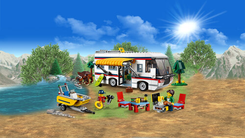 Lego Vacation Getaways #5