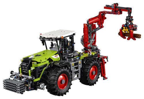Lego Technic CLAAS XERION 5000 TRAC VC #3