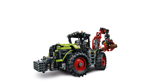 Lego Technic CLAAS XERION 5000 TRAC VC #5