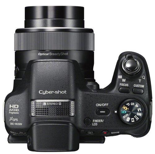 Sony Cybershot DSC-HX200 - 11