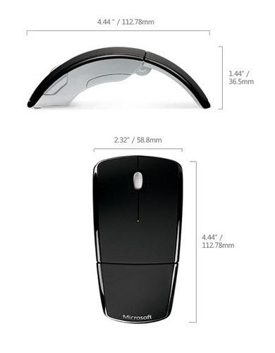 Microsoft Arc Mouse - 3