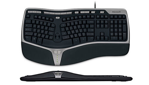 Microsoft Natural Ergonomic Keyboard 4000 - 5