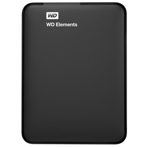 Western Digital 1TB Elements USB 3.0 - 2
