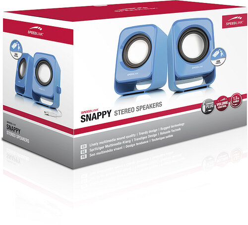 Speed-Link Snappy SL-8002-BE #4