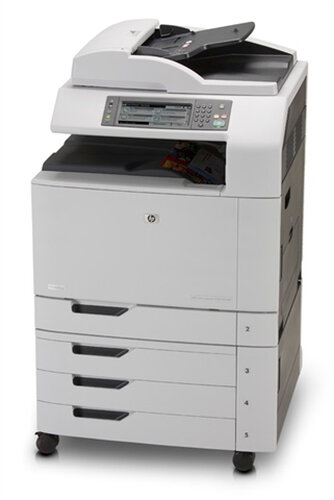 HP LaserJet Color CM6049f #4