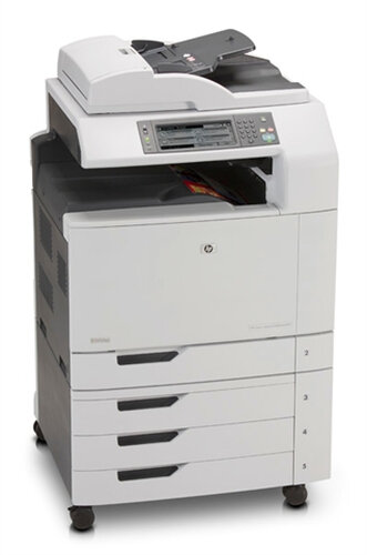 HP LaserJet Color CM6049f #5