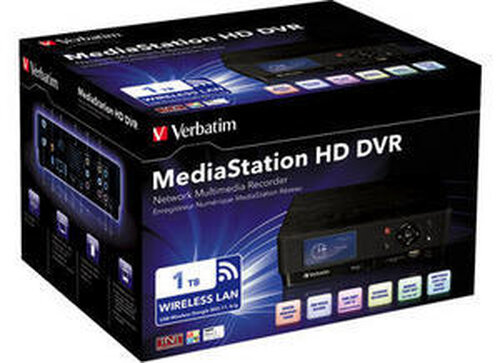 Verbatim MediaStation HD DVR - 4