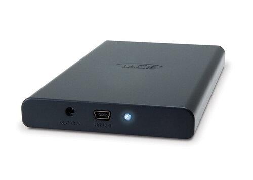 LaCie Mobile Disk - 4