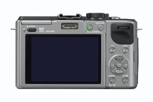 Panasonic Lumix DMC-GX1 - 2